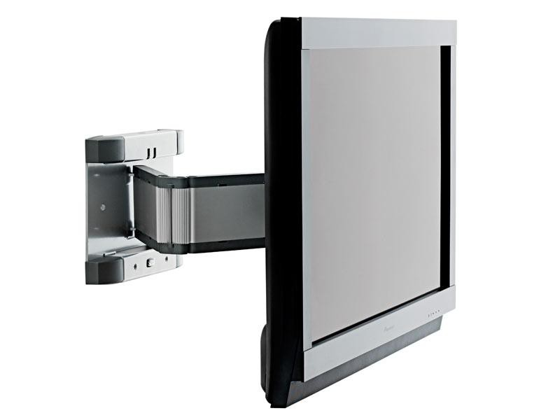 sms flatscreen wandhalterung wh 3d aluminium dunkelgrau. Black Bedroom Furniture Sets. Home Design Ideas