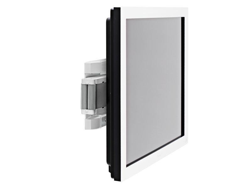 sms flatscreen wandhalterung wh 3d aluminium wei. Black Bedroom Furniture Sets. Home Design Ideas